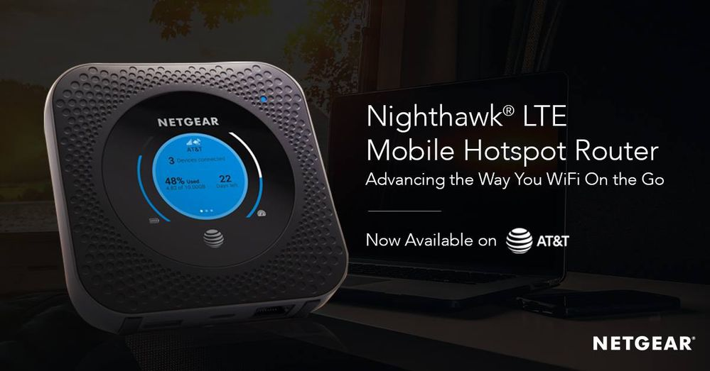 AT&T Nighthawk MiFi