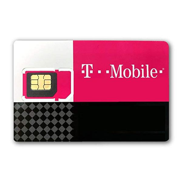 T-Mobile Triple Cut Sim